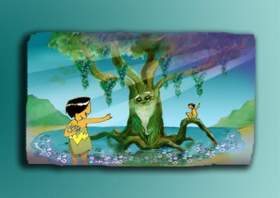 Las Historias del agua (2008)